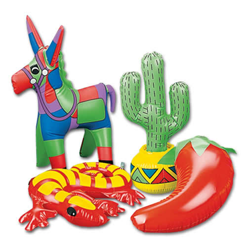 Fiesta Inflatables Toys