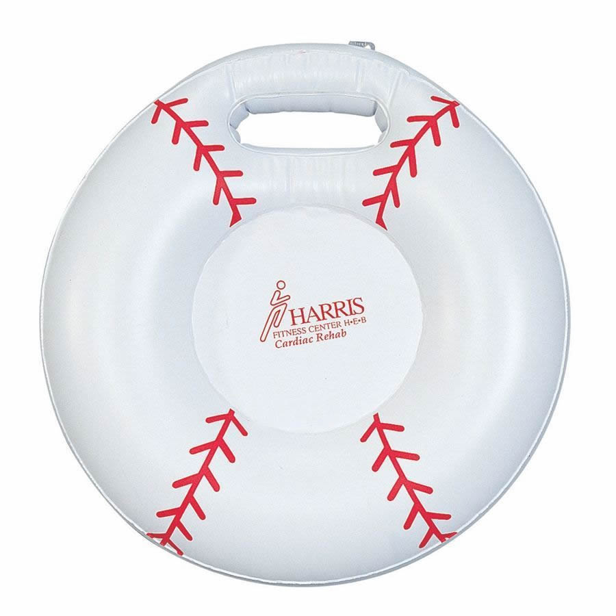 PVC inflatable cushion for promotion gift