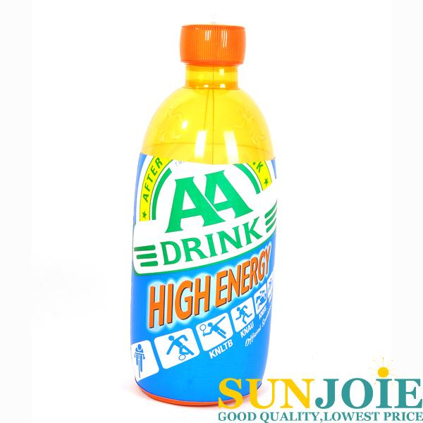 PVC Inflatable Bottle for promotional advertising