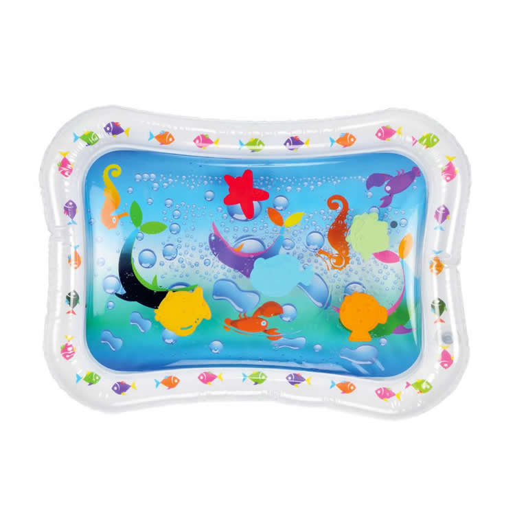 Inflatable Baby Water Mat For summer toys