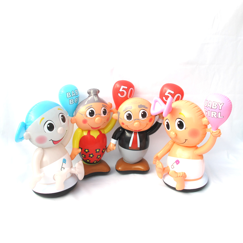 Cartoon characters Inflatable Toys for Kids
