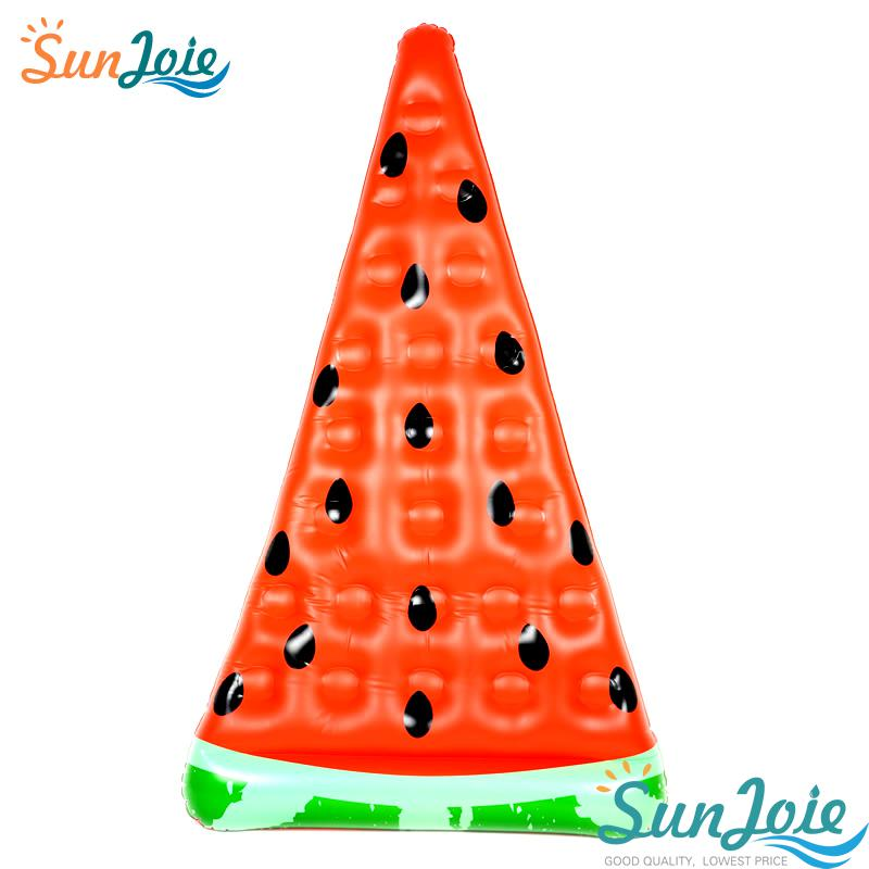 PVC Inflatable Watermelon slice Pool float