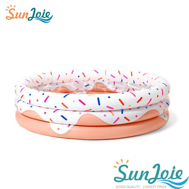 Luxe Watermelon Inflatable Pool for summer