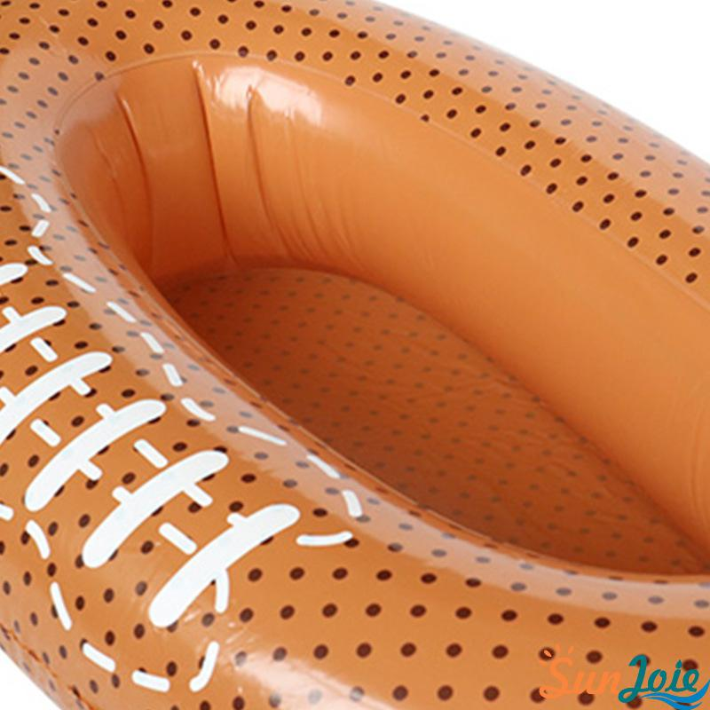Giant Football Inflatable Drink Cooler