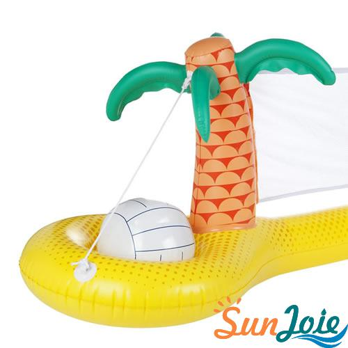 Tropical Inflatable Volley Ball Set