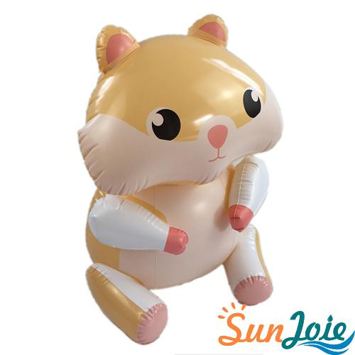 Customize PVC inflatable Cricetinae Animal Toys