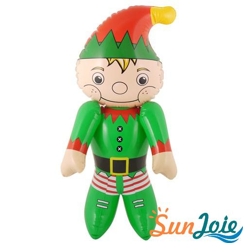 Christmas decorations inflatable elf toys 60cm