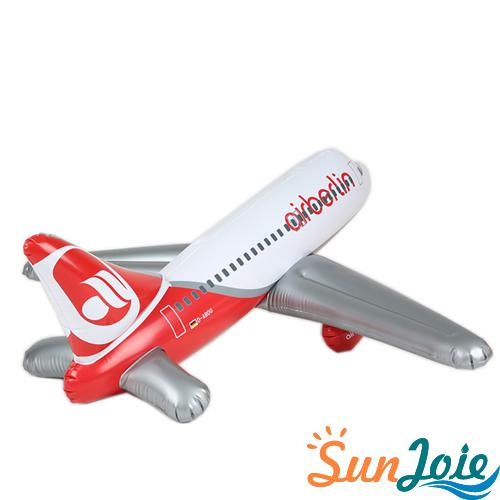 Customize PVC Inflatable Airplane Toys