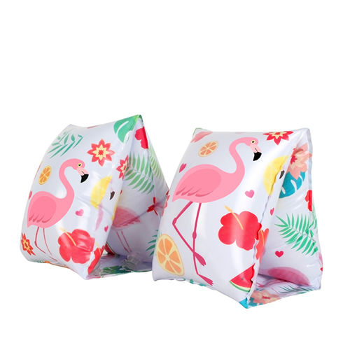 Flamingo Paradise Kids' Arm Bands